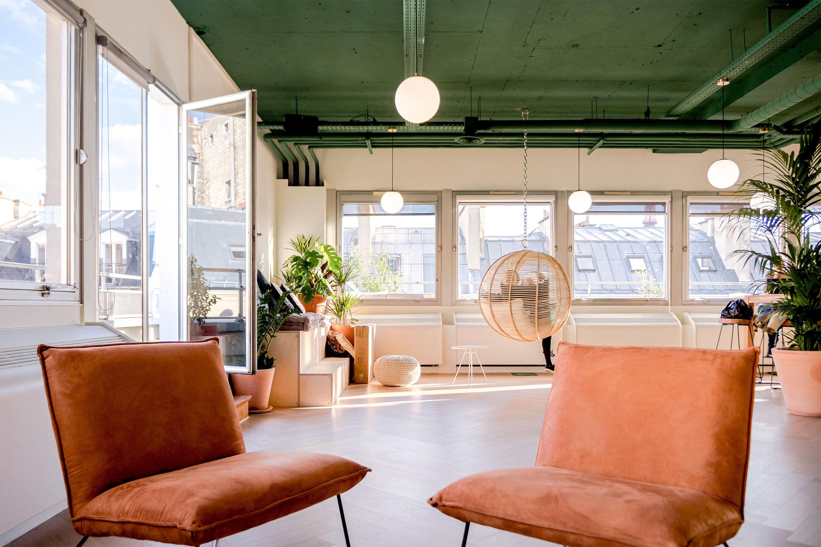 coworking paris 8 - Espace Commun
