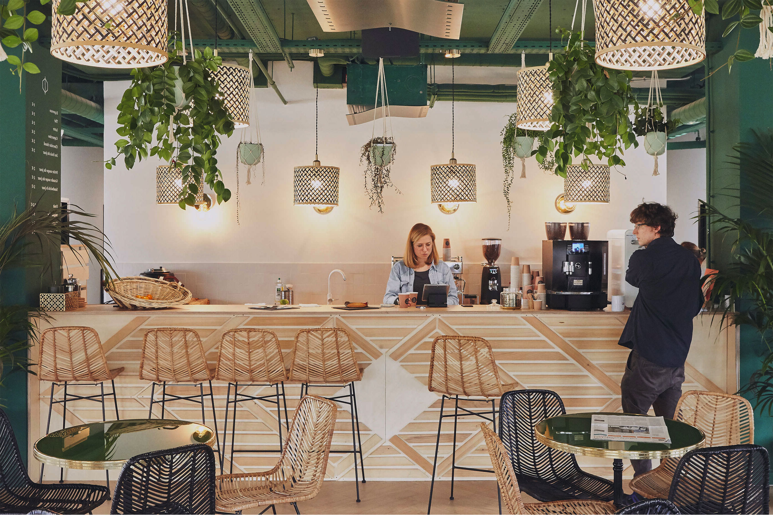 coworking paris 8 - le café de morning monceau