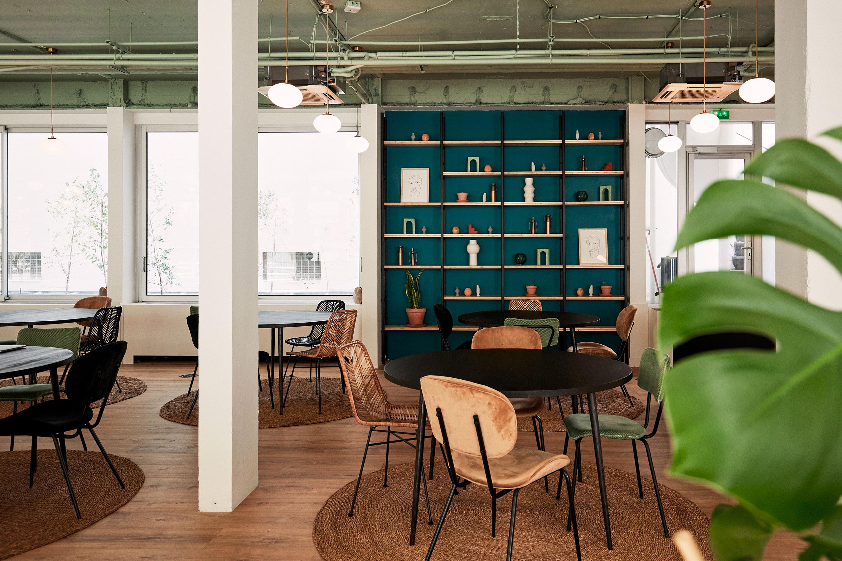 coworking levallois - espace commun 4