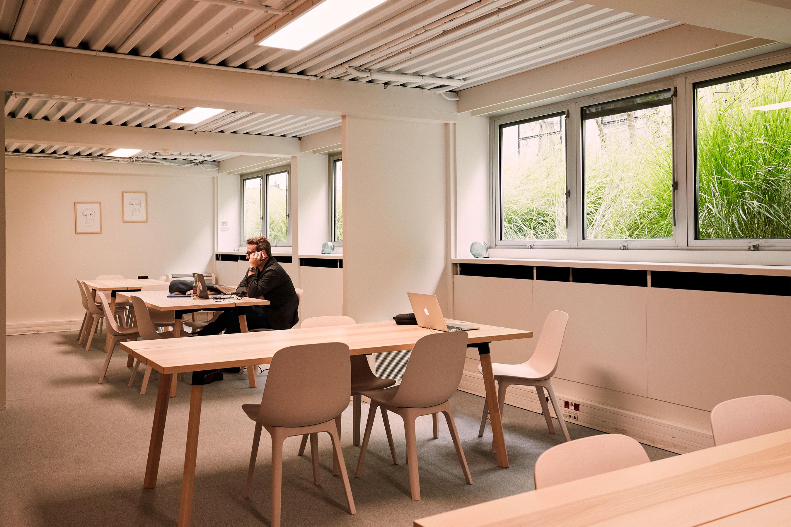 coworking levallois - bureaux nomades