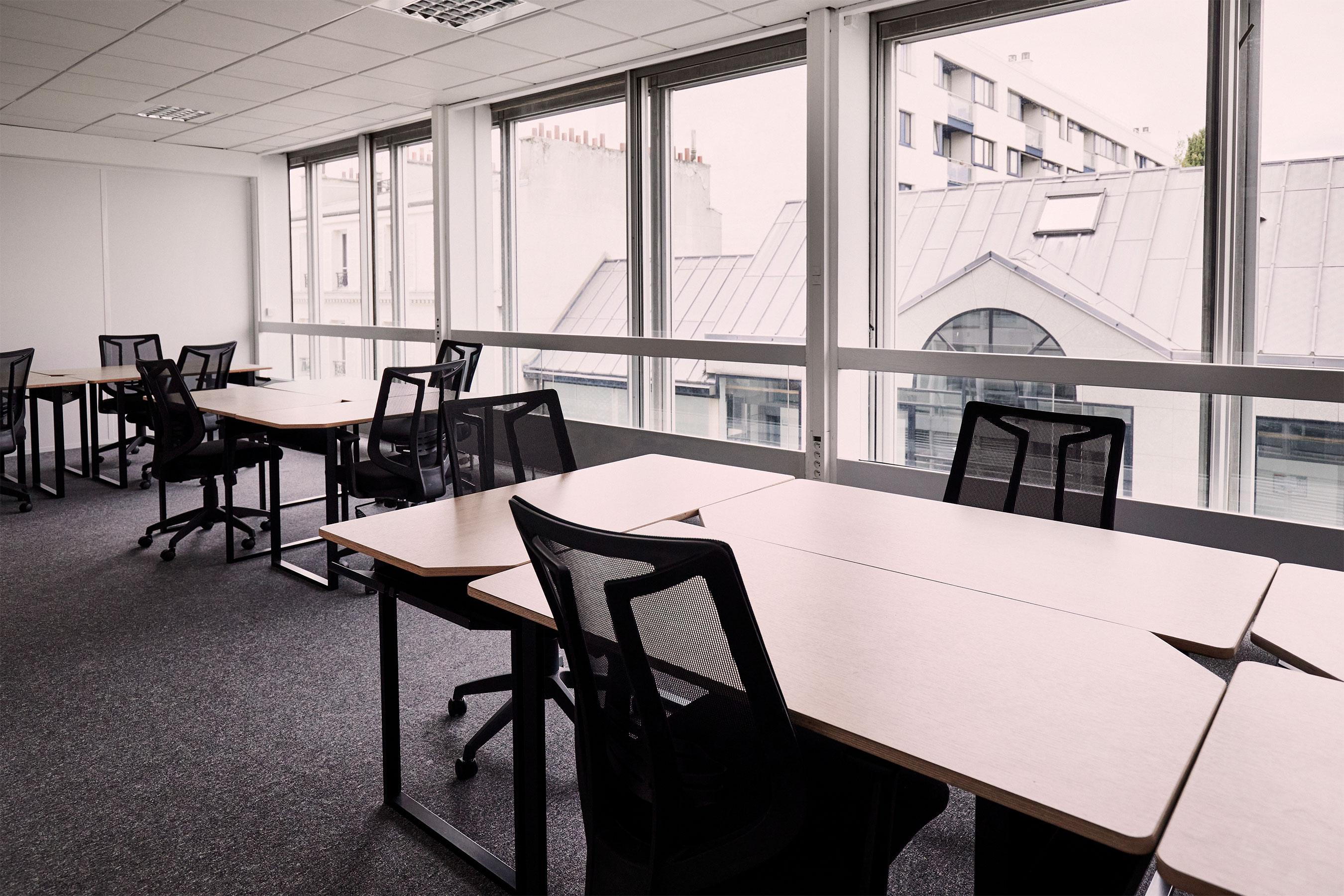 coworking levallois - bureaux
