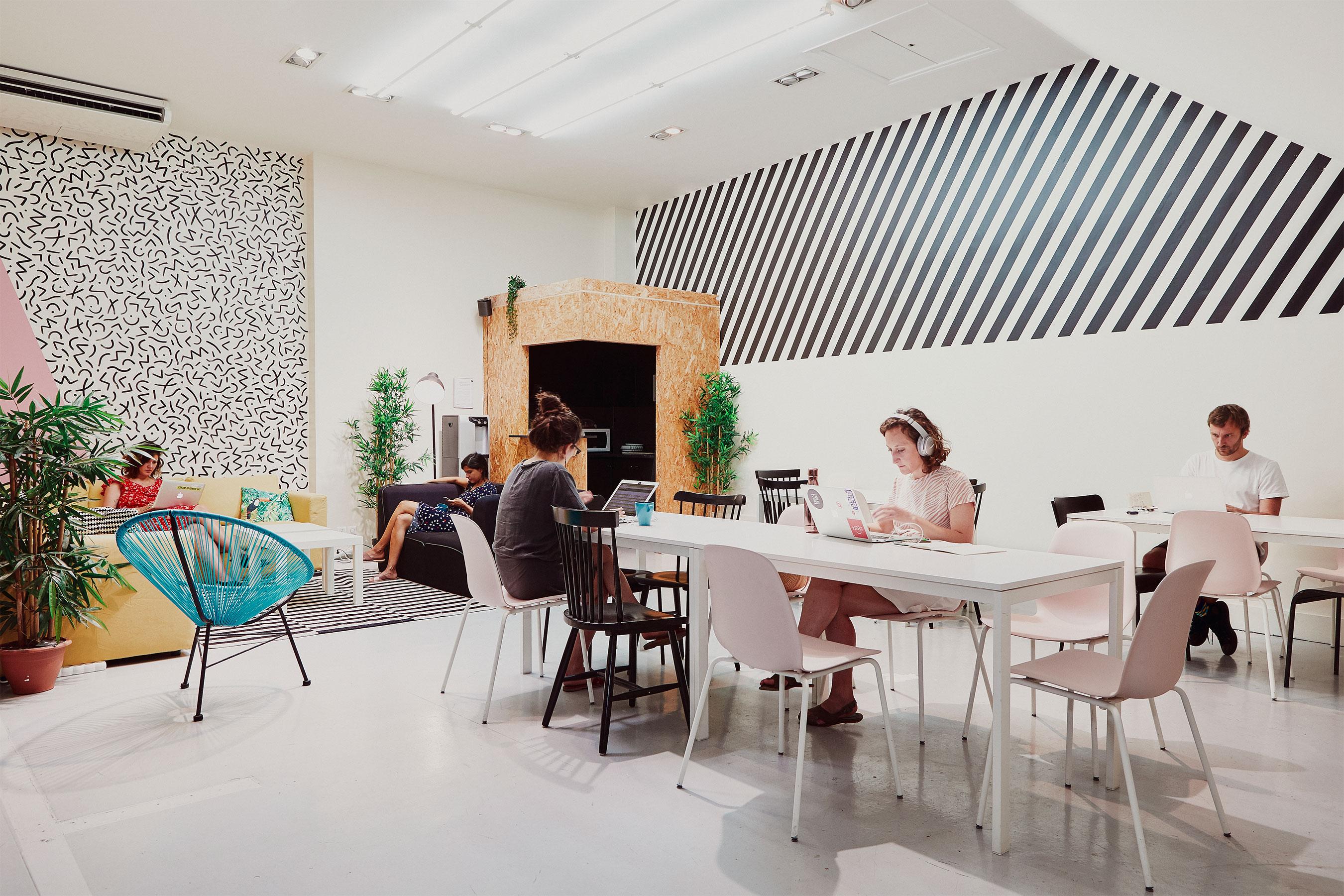coworking strasbourg saint denis - espace de travail commun