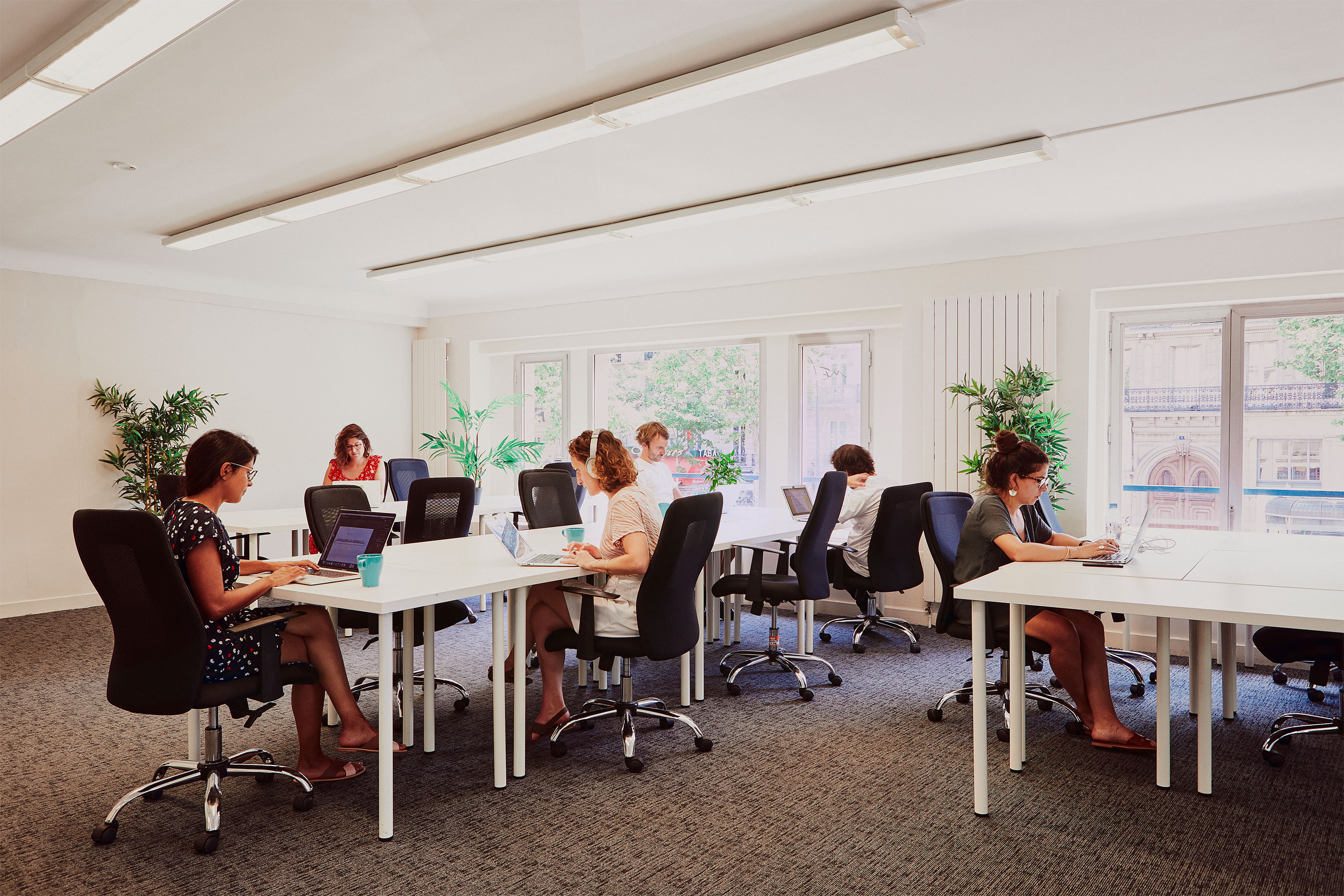 coworking strasbourg saint denis - Bureau privé