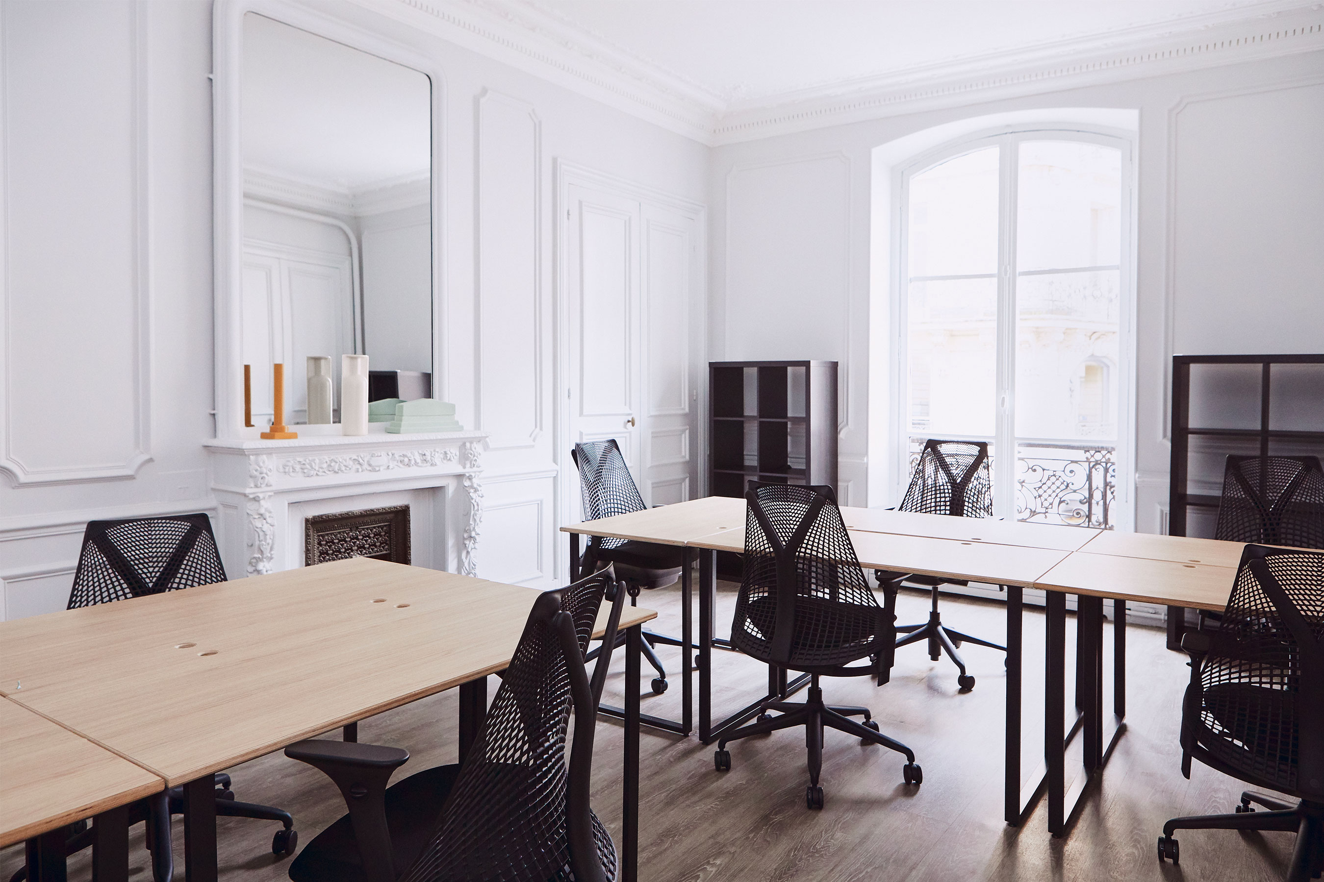 Location Bureau Paris 10 - Bureau