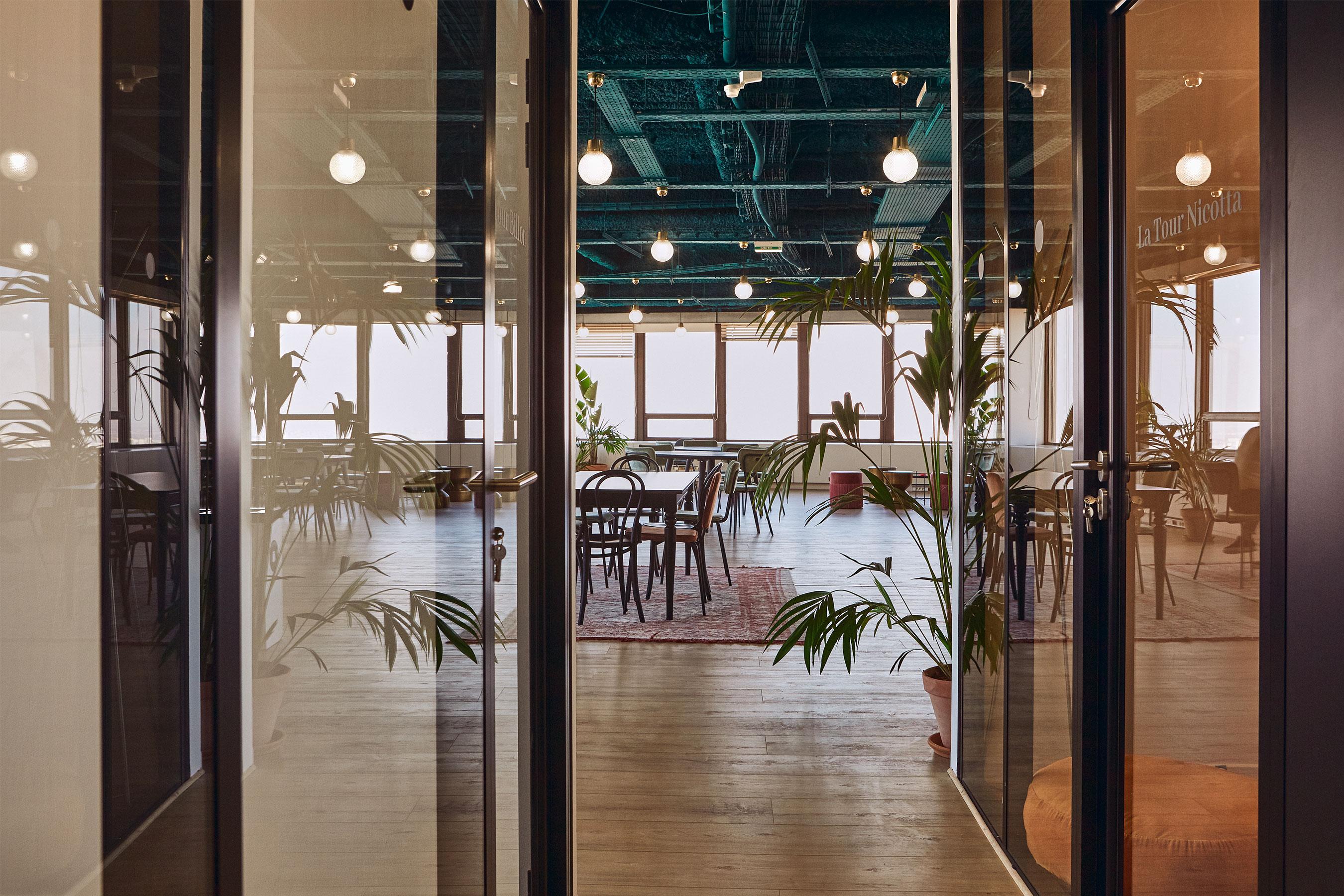 coworking Montparnasse - salle de réunion