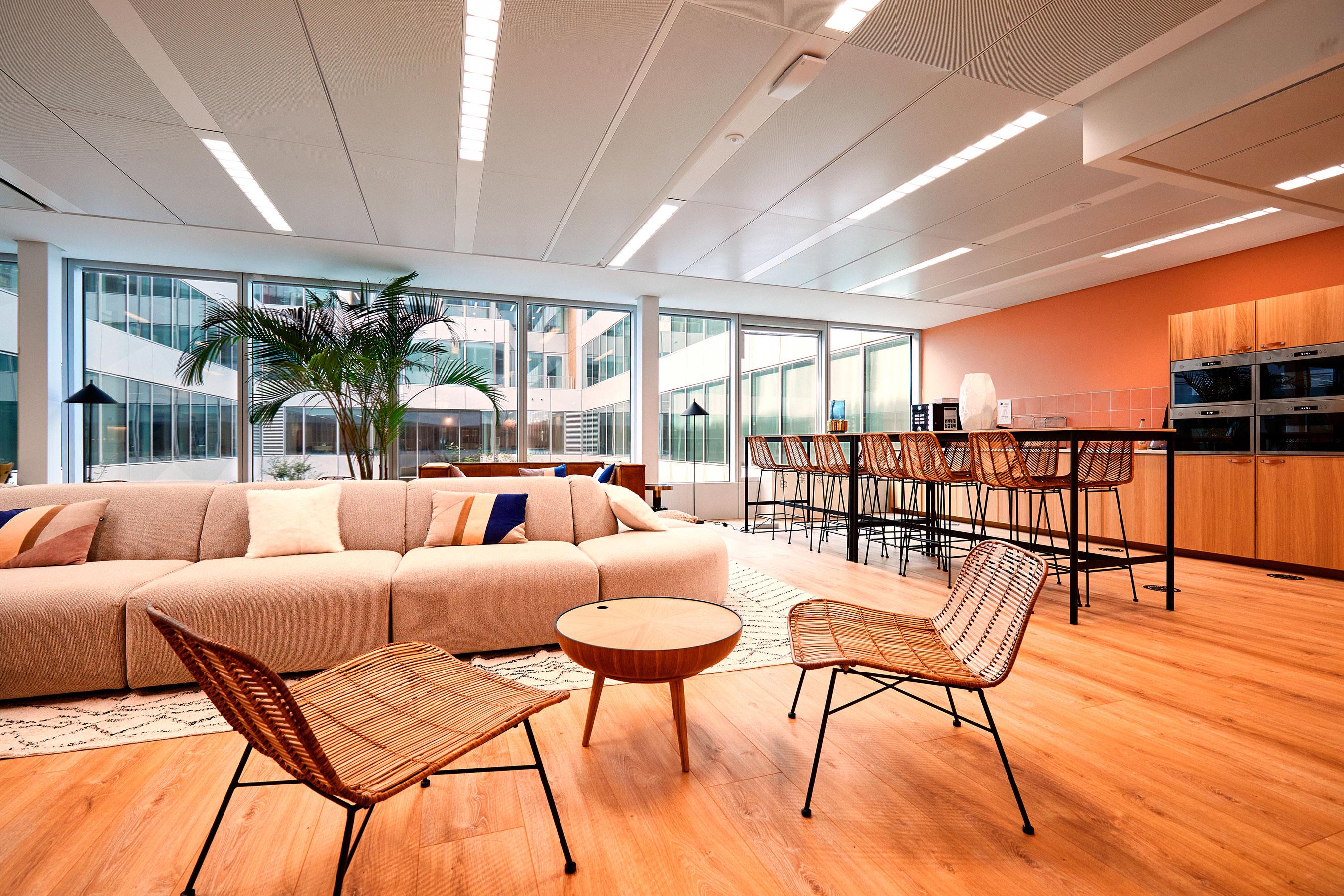 coworking paris 15 - espace commun