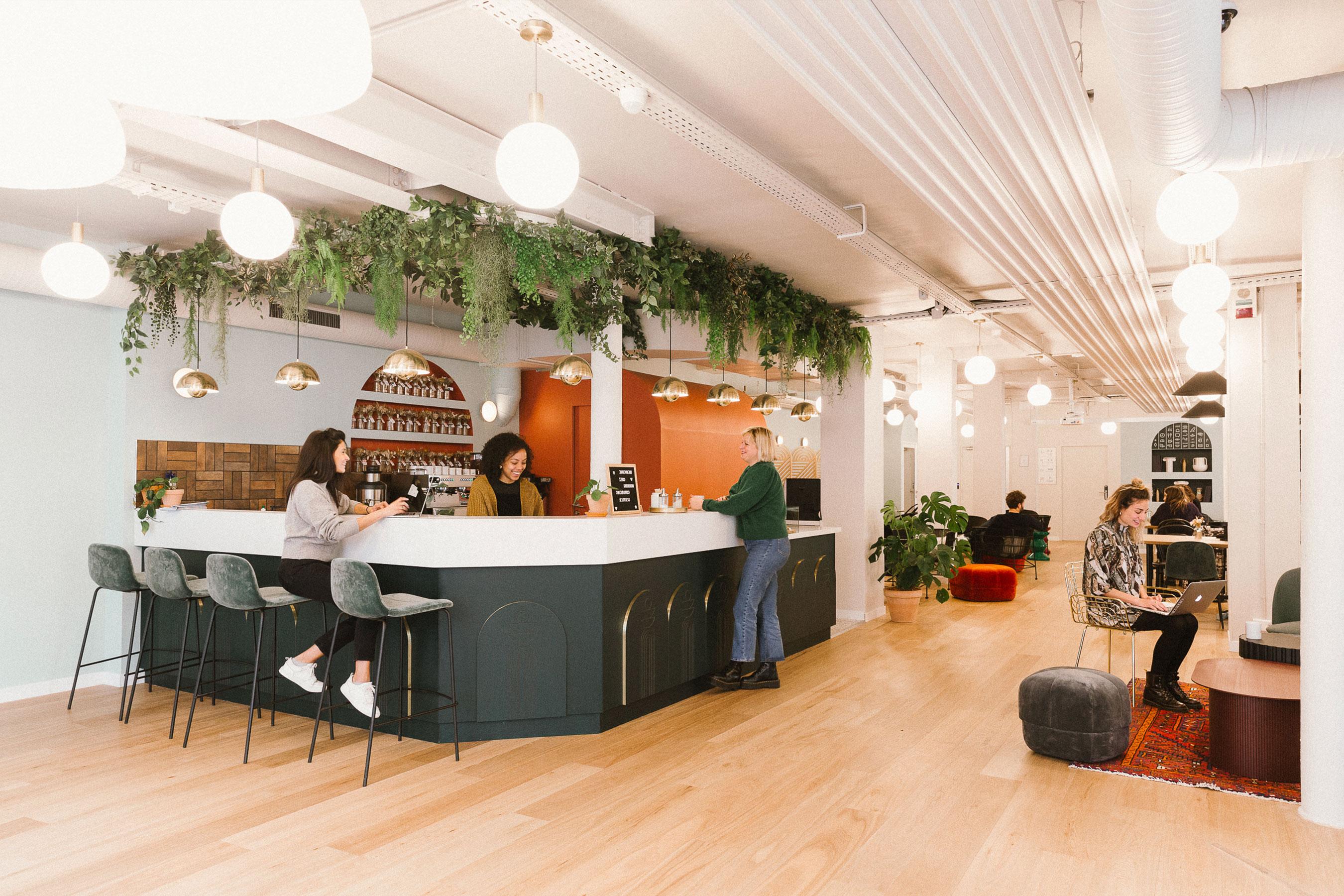 coworking paris 2 - Coin Café