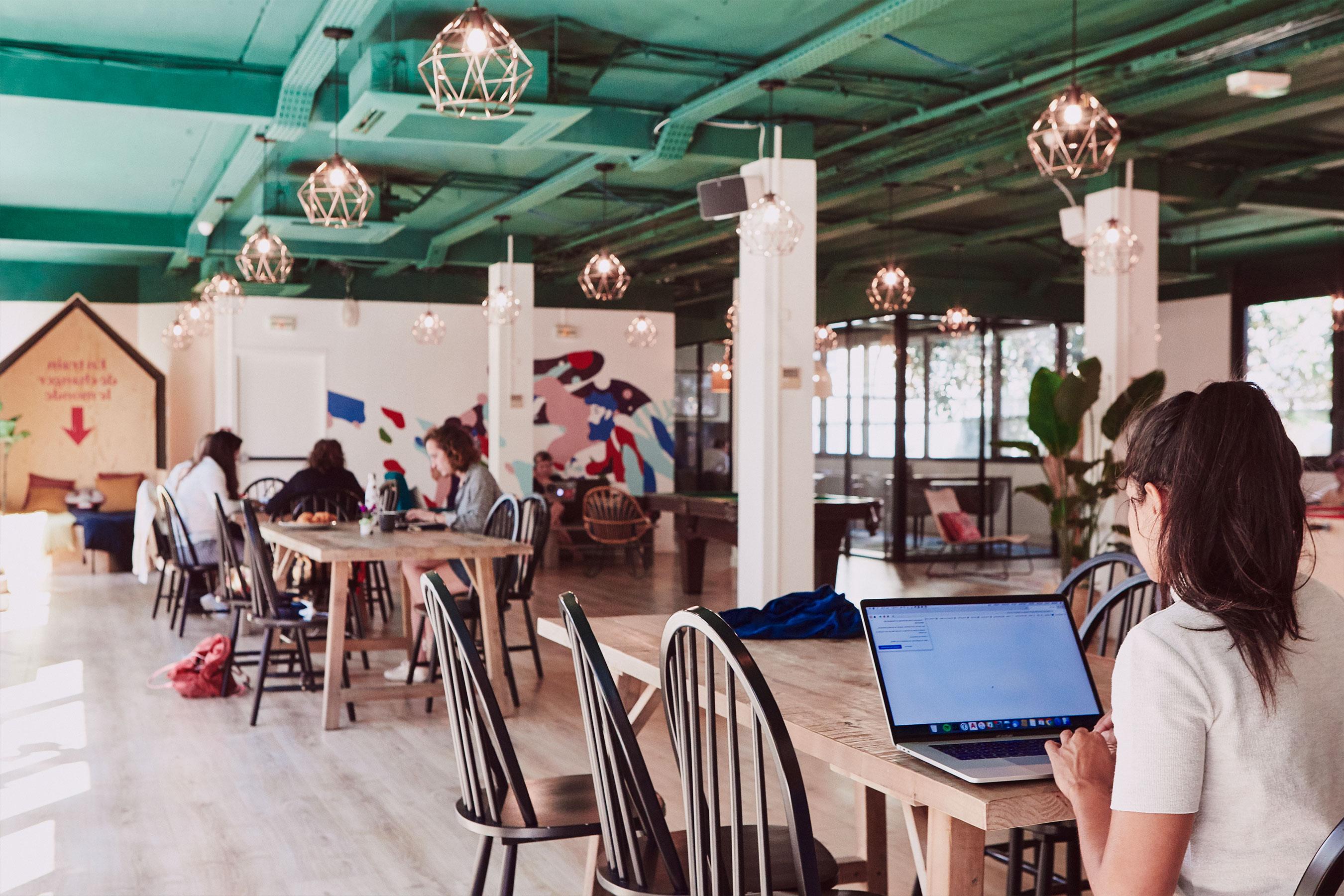 coworking boulogne - espace travail commun