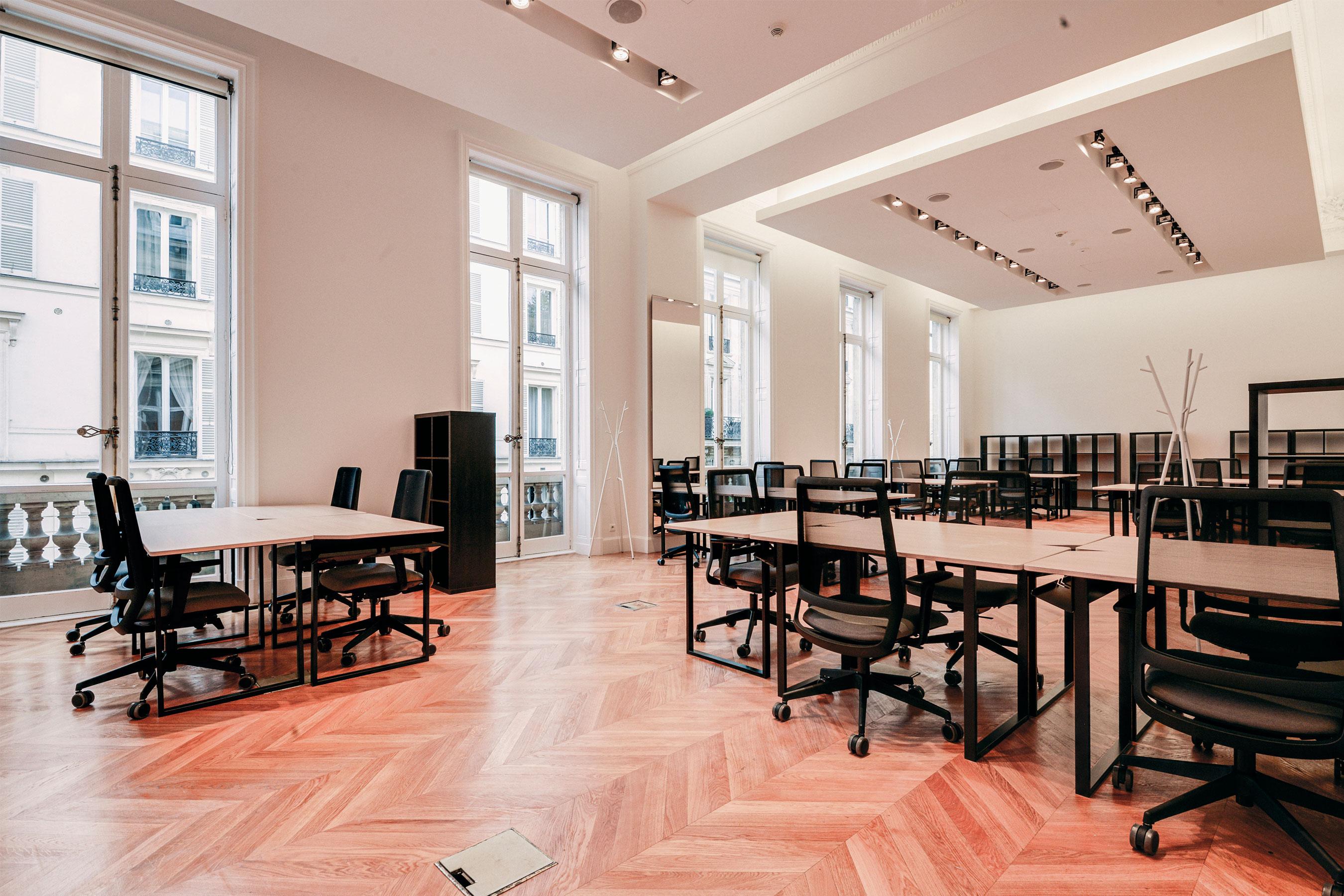 coworking Champs-Elysees - Bureau