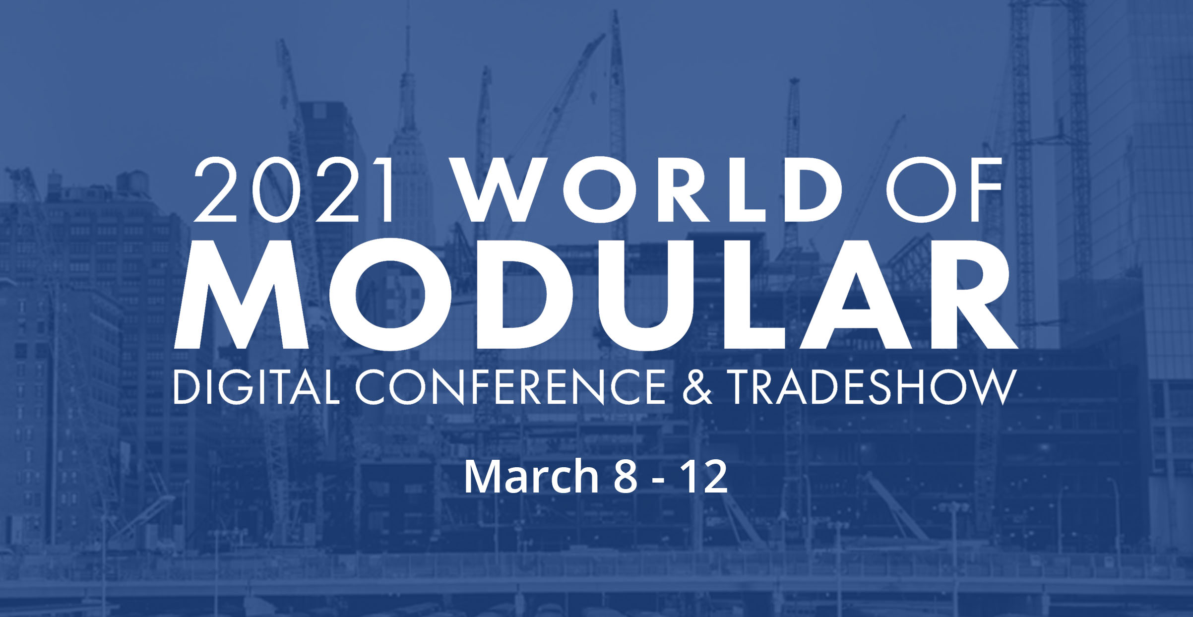 World of Modular 2021