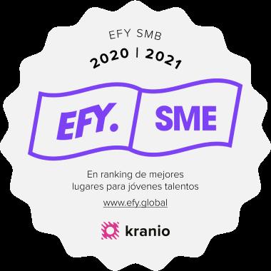 sellos kranio efy 2020 y 2021