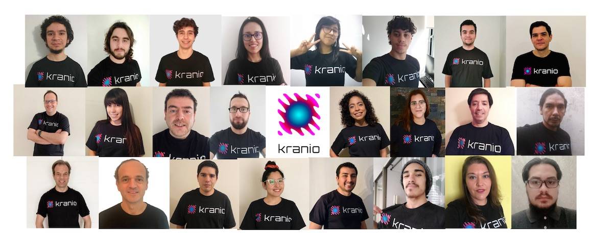 team Kranio dataops and devops