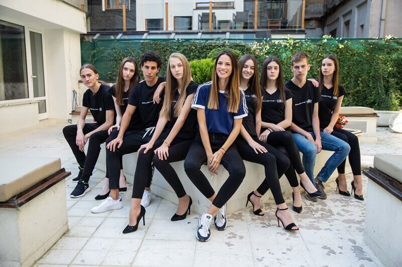 The First Elite Model Look Boot Camp was held in Serbia