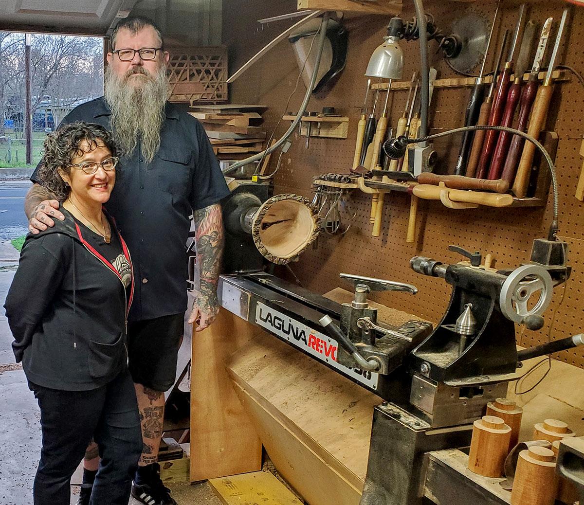 Terry & Sarah Snow