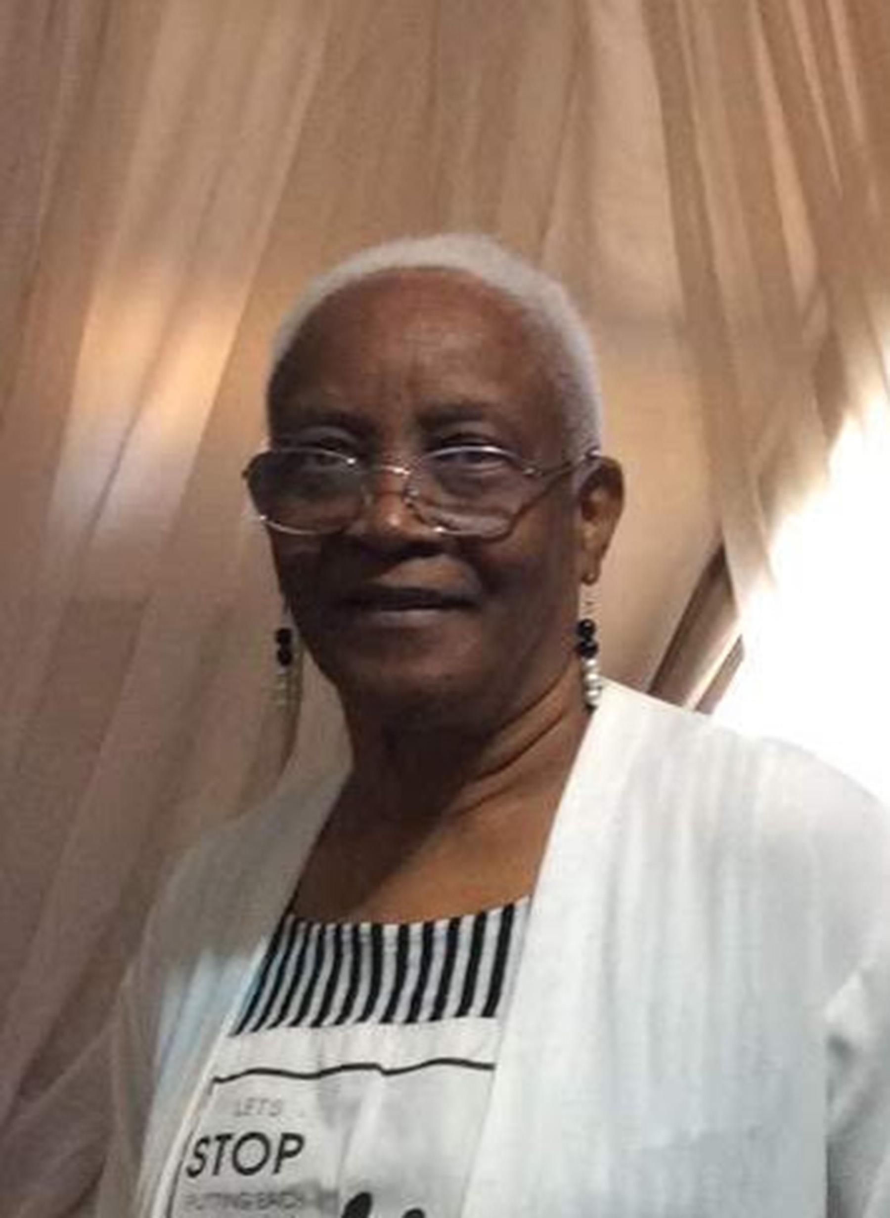 "Thelma ""Grandma Wisdom"" Williams"