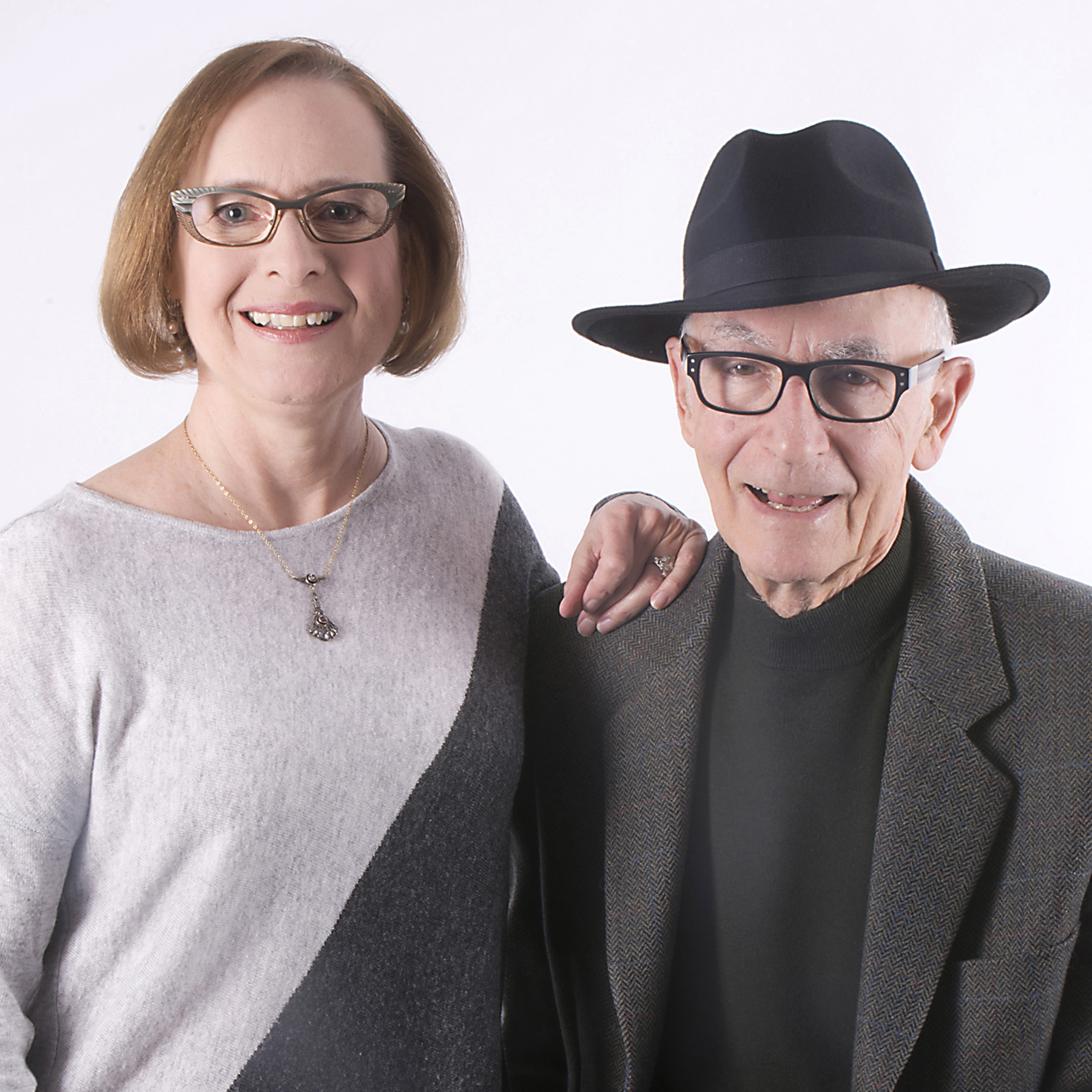 Terri St.Arnauld + Frank Yezer