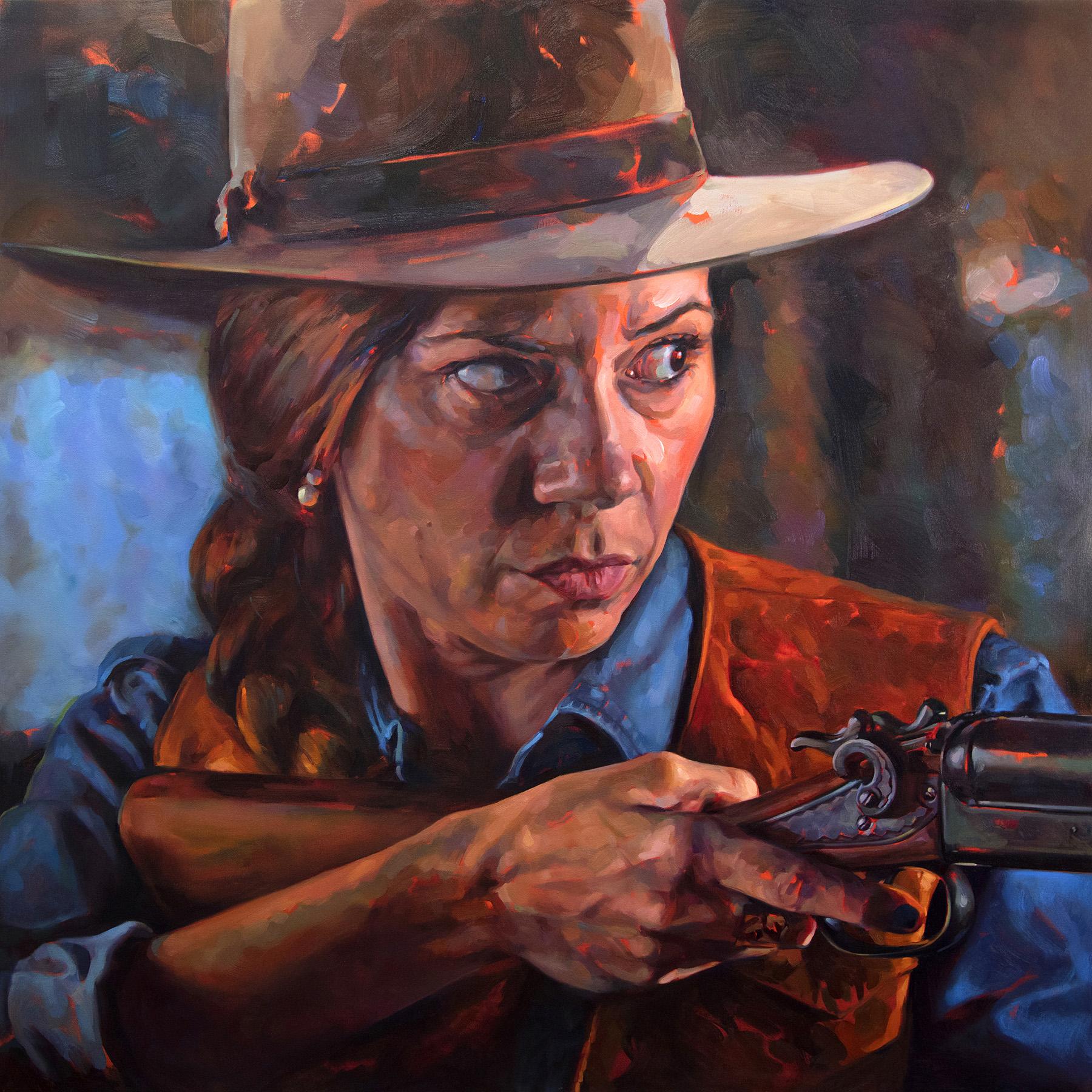 Gabriella Eastwood in Unforgiven