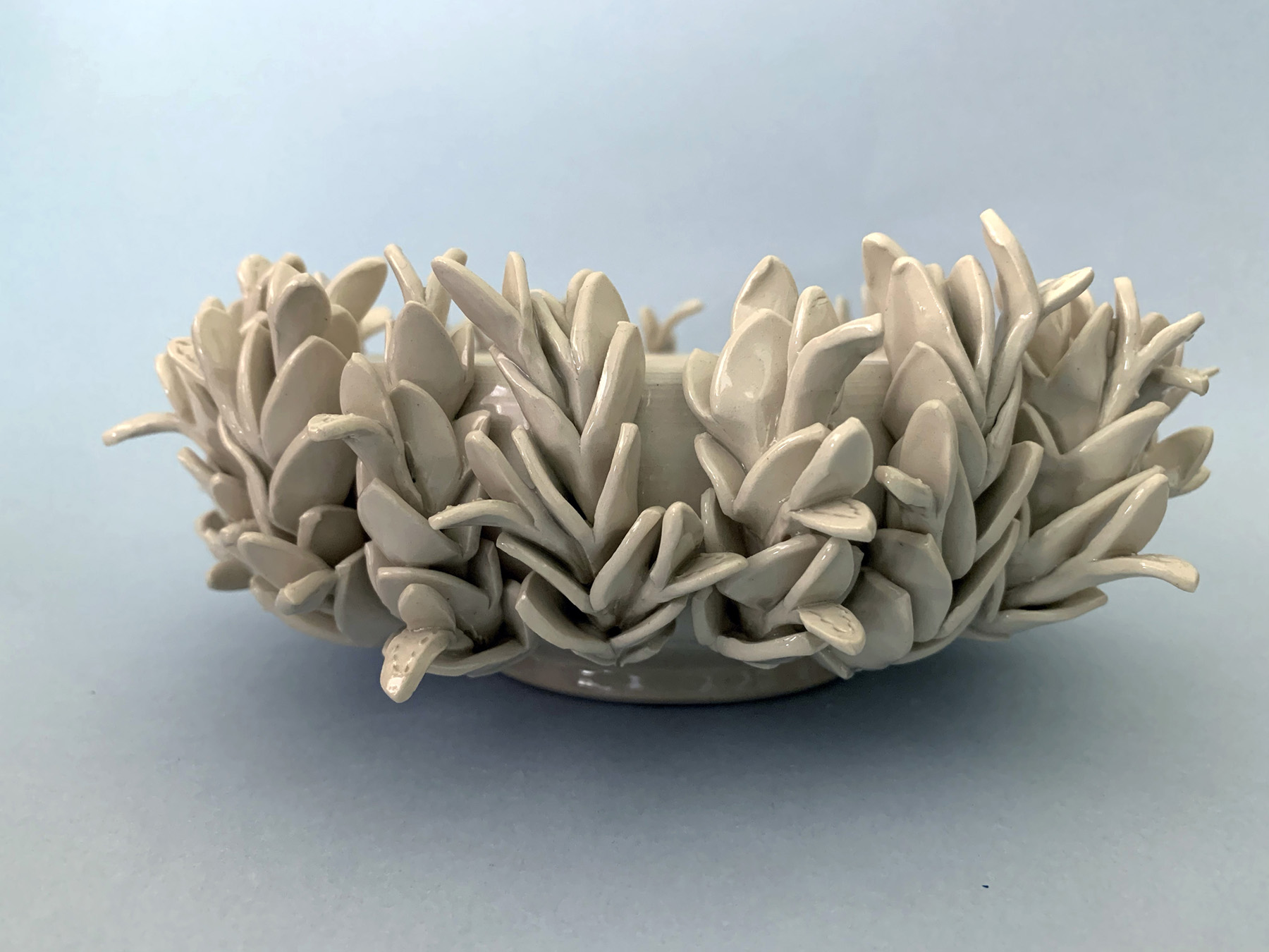 Shrimp plant bowl