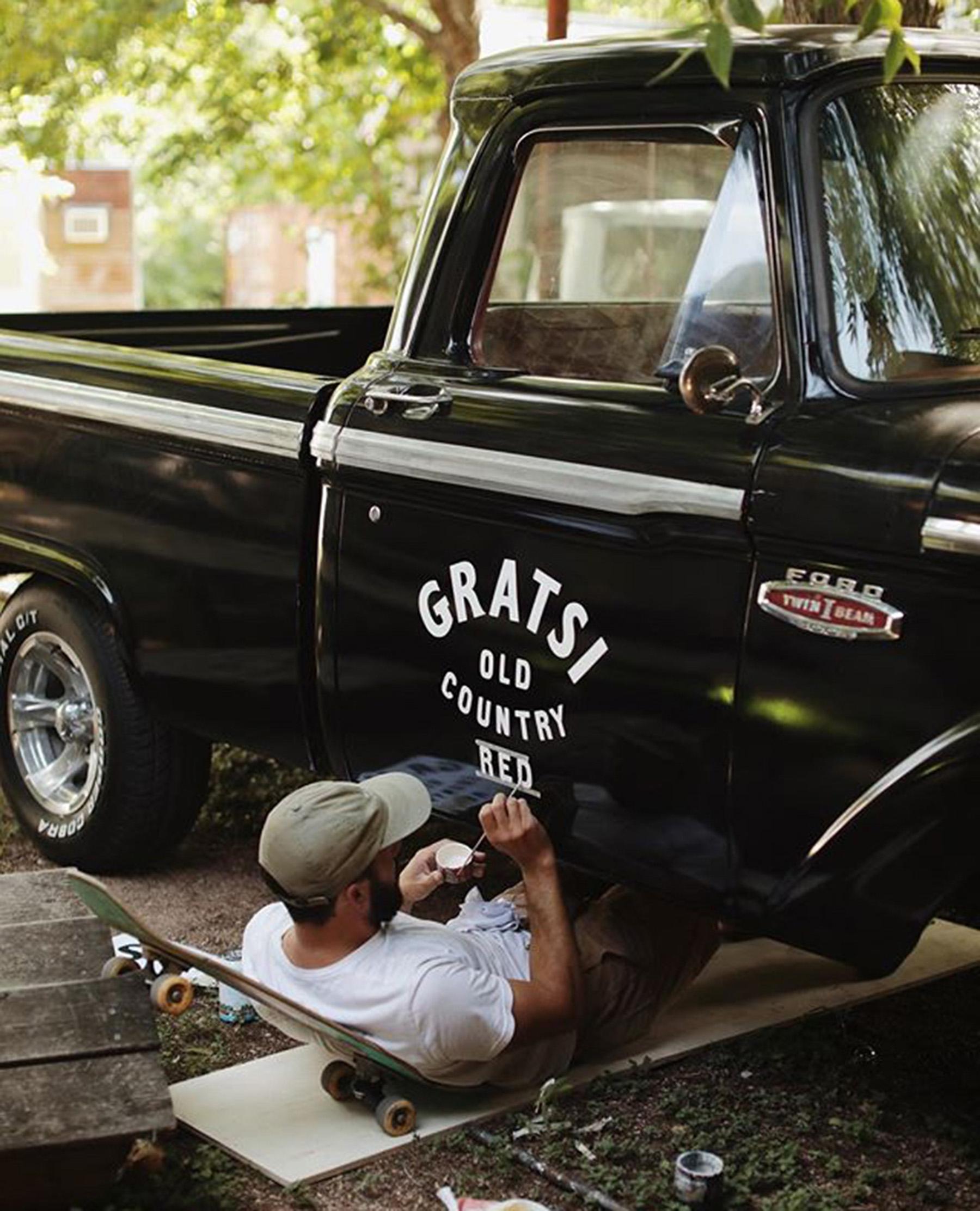 Gratsi Wine Truck