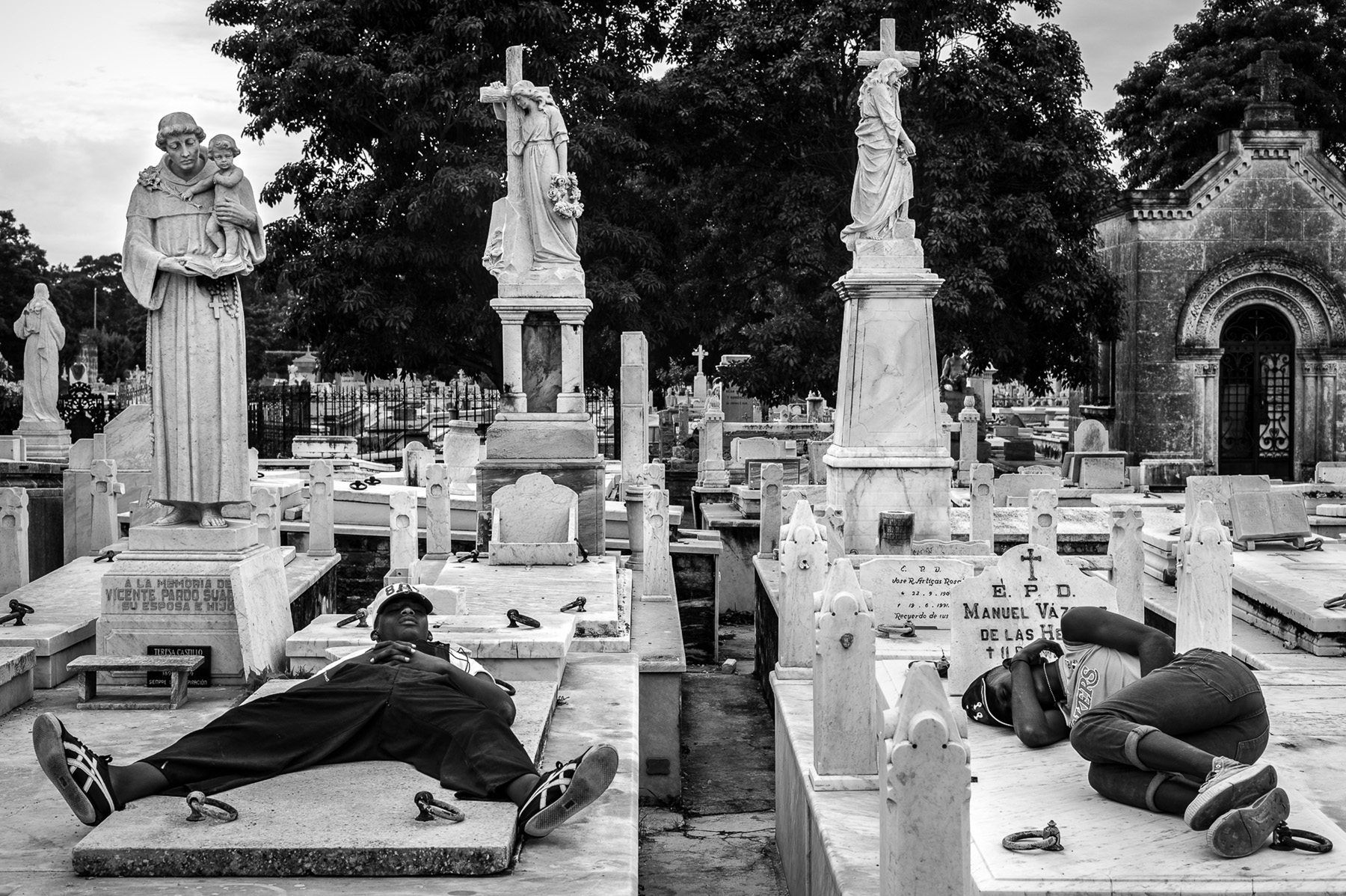 Cemeterio Colón, Havana.