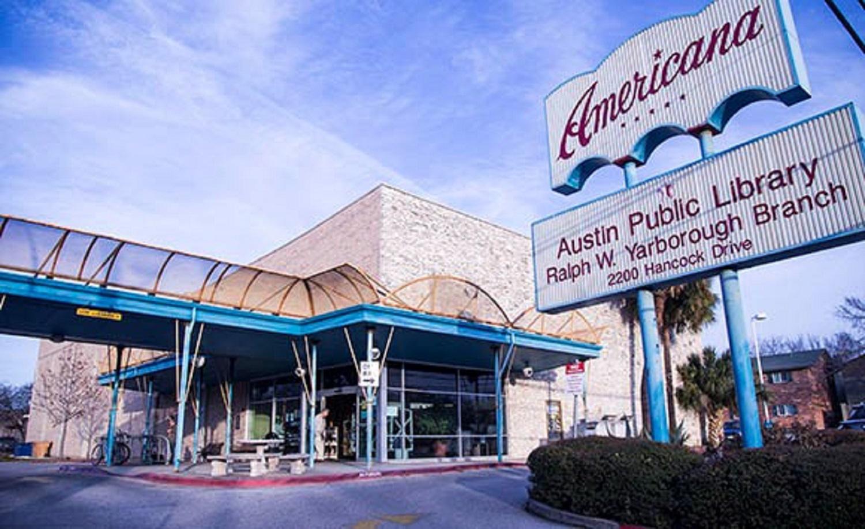 Austin Public Library