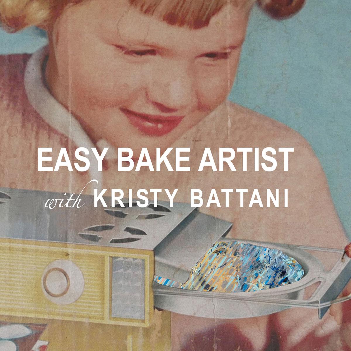 Easy Bake Artist
