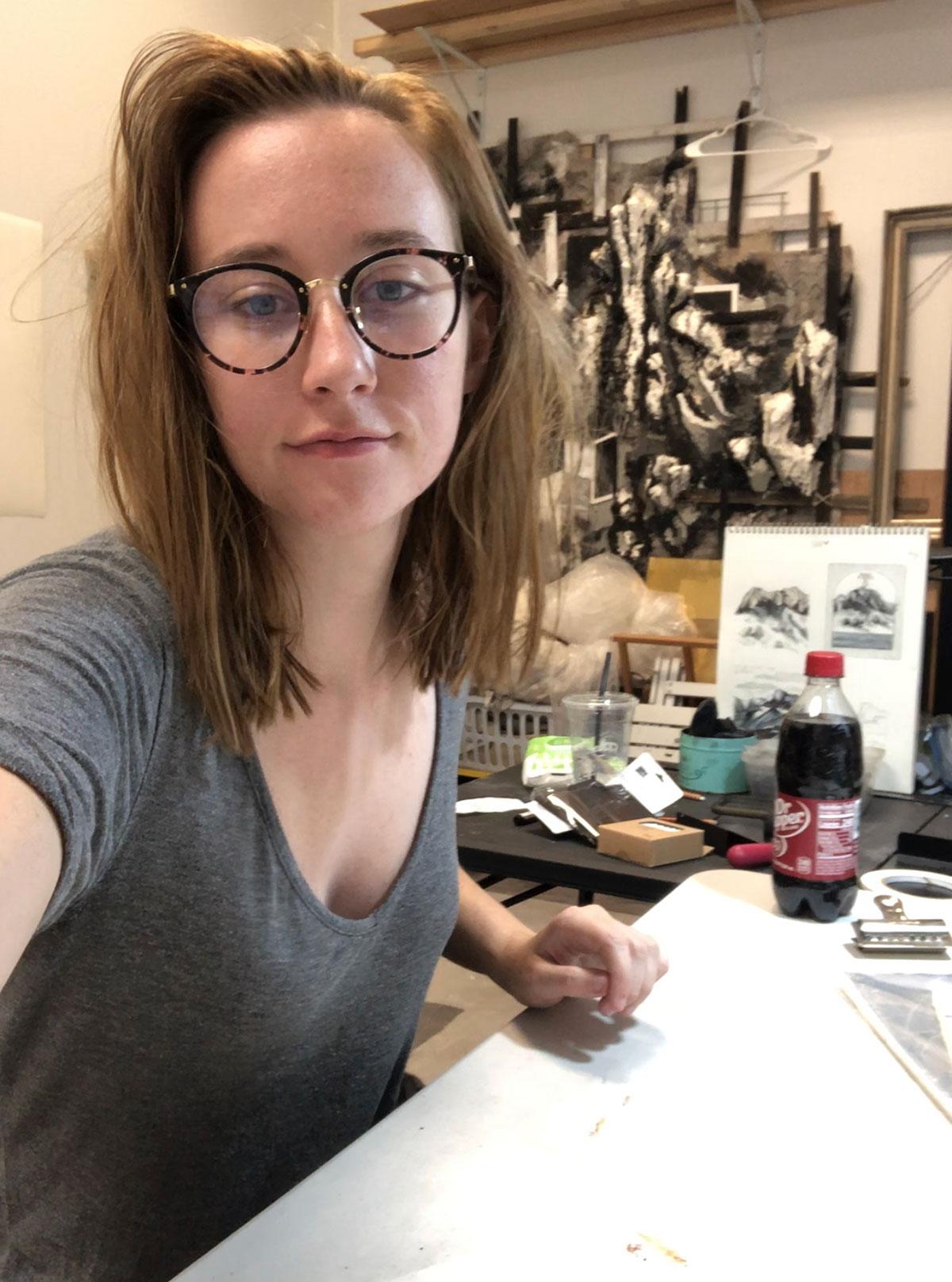 Taylor Bailey's Studio Tour