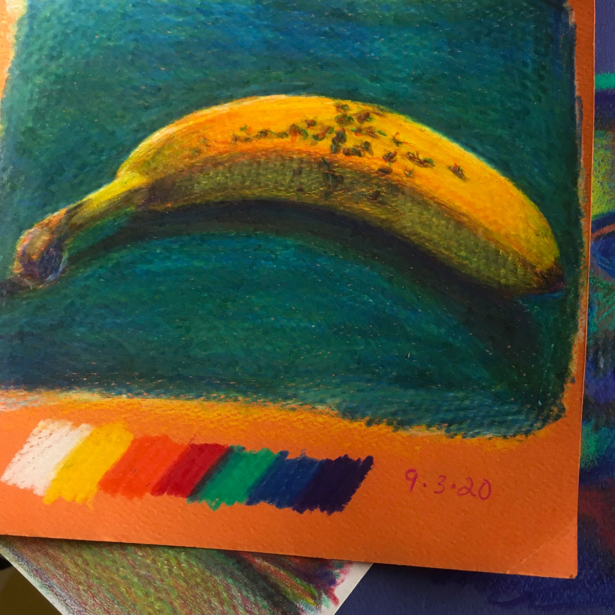Drop in Drawing: Still Life in Color