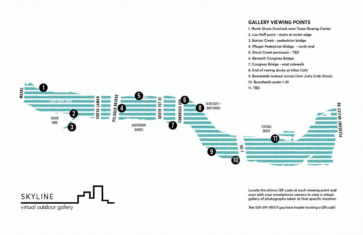 Skyline Virtual Gallery + Artist Talk