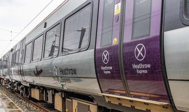 Rail: Heathrow Express new Class 387 Fleet
