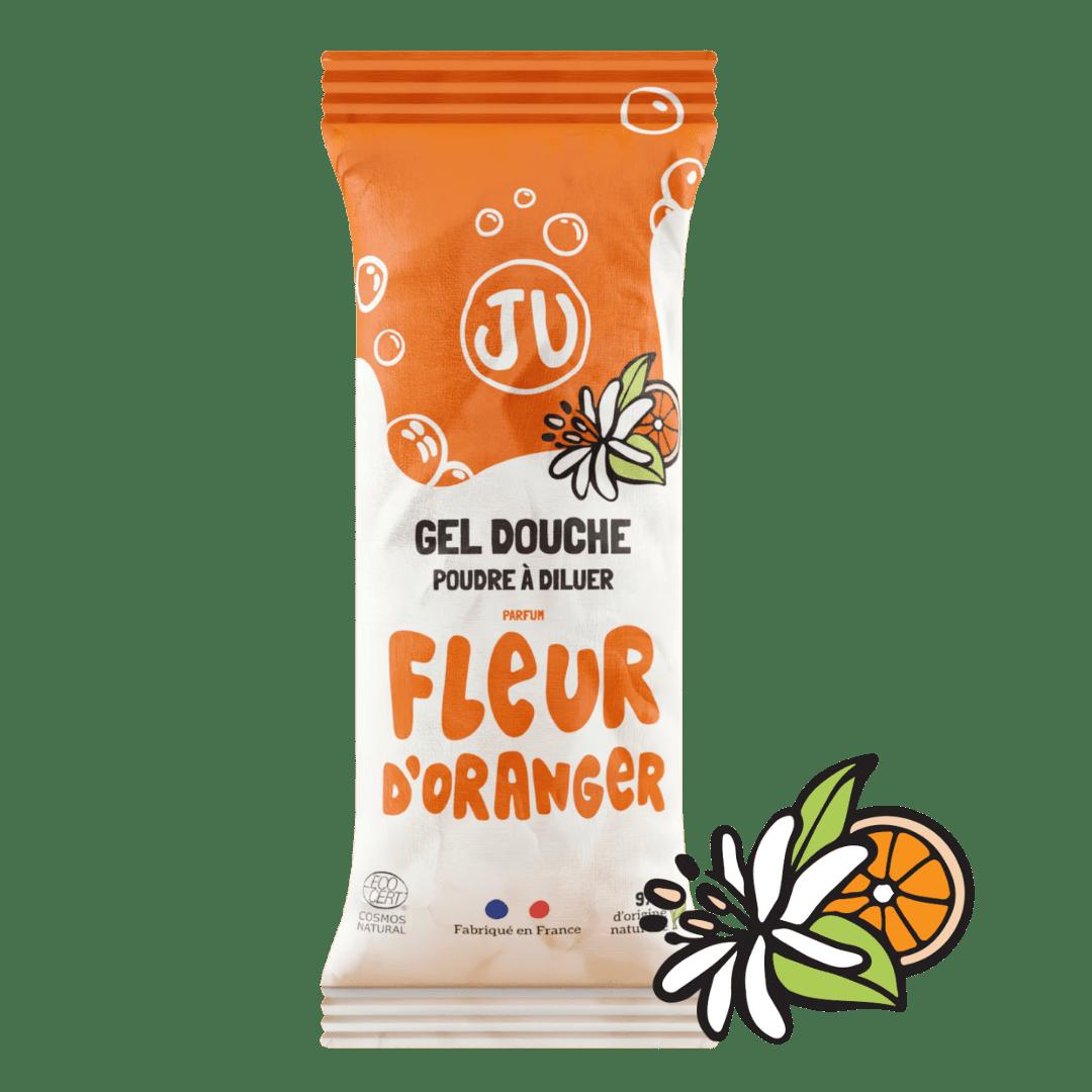 Infos stick gel douche fleur d'oranger