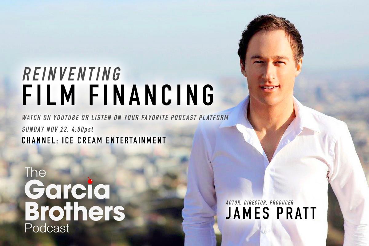 Garcia Bros Interview James Pratt on 'The Garcia Brothers' Podcast: