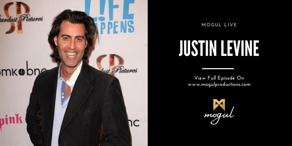 Attaching Actors to Your Films, Mogul Live guest Justin Levine