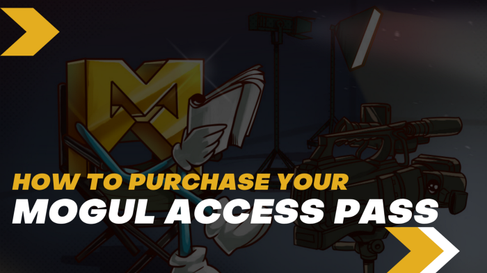 How to Purchase a Mogul Access Pass
