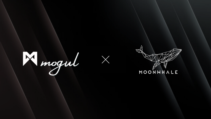 Mogul Forms Strategic Partnership with Moonwhale Ventures