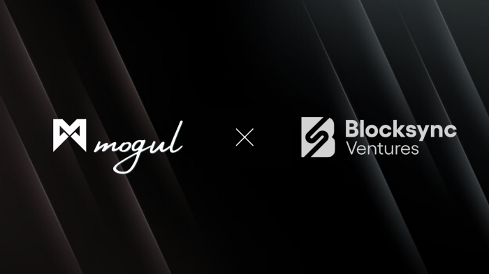 Mogul Forms Strategic Partnership with Blocksync Ventures