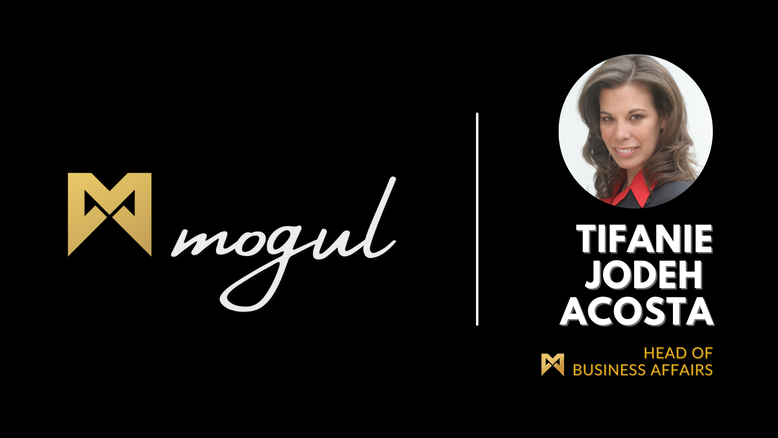 Entertainment Lawyer Tifanie Jodeh Acosta Joins Mogul Productions as Head of Business Affairs