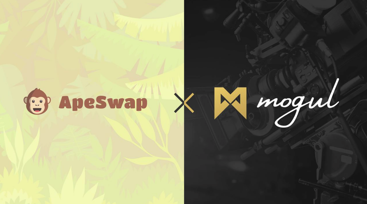 Mogul Partners with ApeSwap