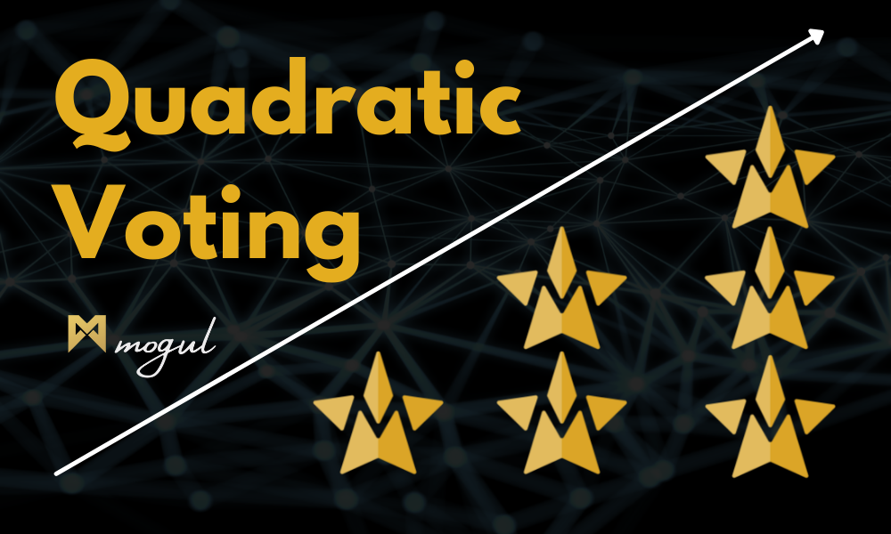Mogul Pioneers Blockchain Voting with Quadratic Voting for Hollywood Movies