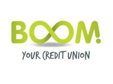 boom credit union soar partner logo