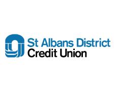 st albans district credit union soar partner logo