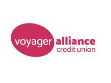 voyager alliance credit union soar partner logo