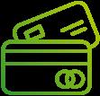 soar icon gradient green card