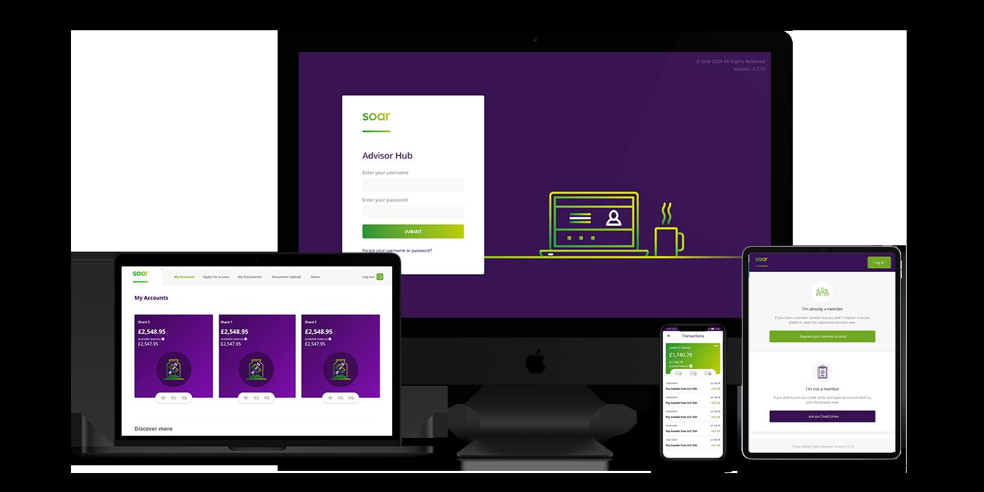 all devices soar website mobile desktop app