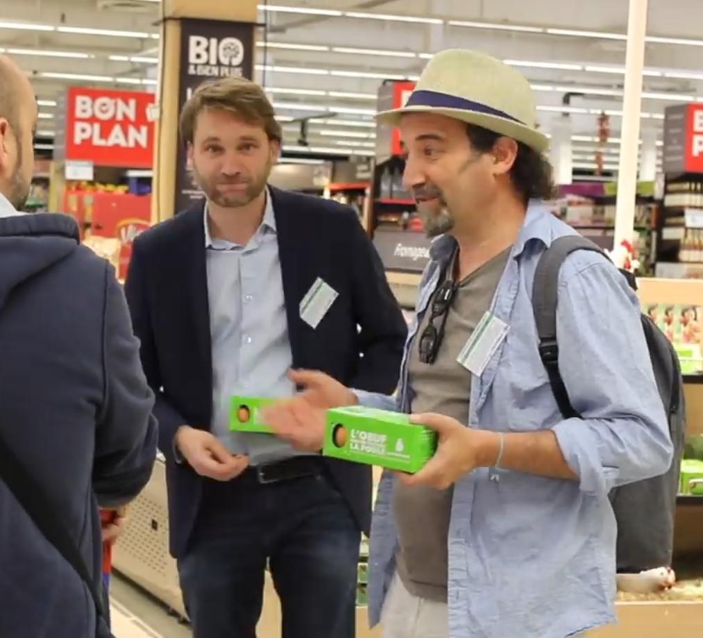 rencontre avec les consommateurs