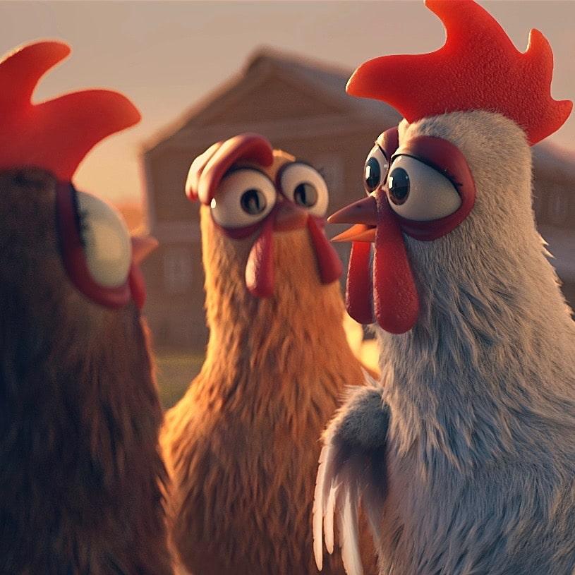 le film poulehouse sur TF1