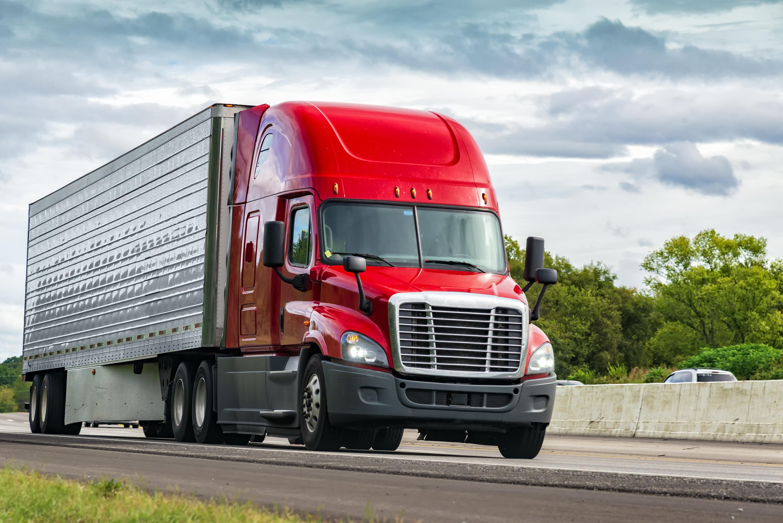 Image of Semi truck