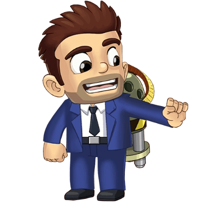Barry from Jetpack Joyride