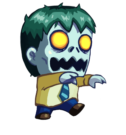 Monster Dash zombie