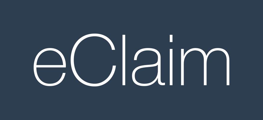 eClaim logo